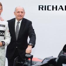 Η Richard Mille νέος σπόνσορας της McLaren-Honda