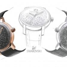 Pre-Basel: Tο πρώτο αυτόματο γυναικείο ρολόι της Swarovski