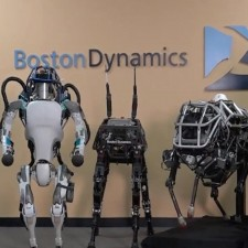 Atlas: Η πρόοδος του ανθρωποειδούς ρομπότ της Google
