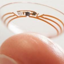 Samsung patents smart contact lenses