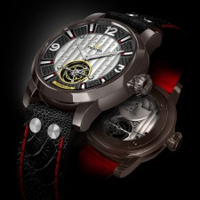Το one-off tourbillon της TW Steel