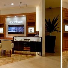 Το νέο shop-in-shop κατάστημα της Blancpain