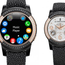 de Grisogono: Το πρώτο έξυπνο γυναικείο ρολόι πολυτελείας